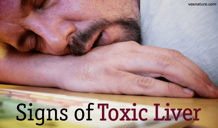 Signs Your Liver Is Overloaded With Toxins  Signs Your Liver Is Overloaded With Toxins (and what to do about it)