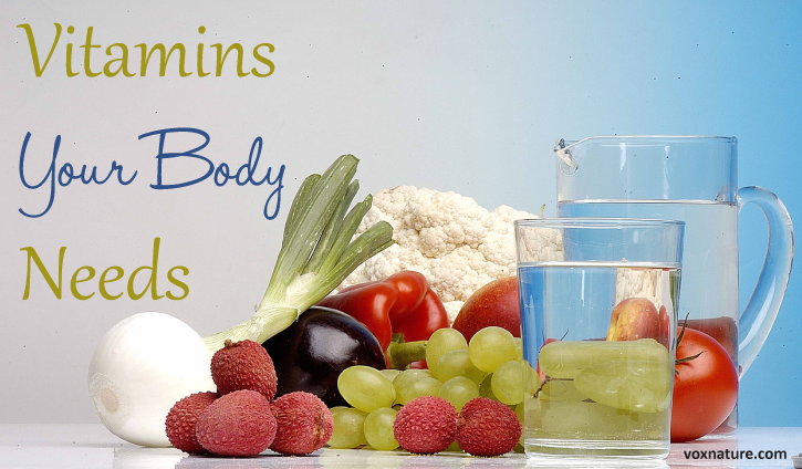 our bodies need a wide variety of vitamins and minerals to stay healthy  8 Vitamins Your Body Needs (plus Where to Find Them)