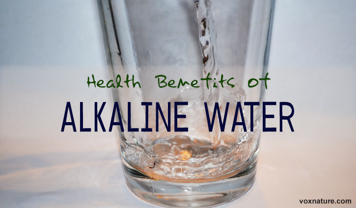 Alkaline water is becoming ever more popular Health Benefits of Alkaline Water (plus How to Make Your Own)