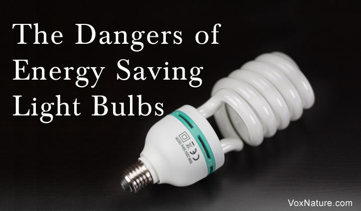 Health Hazards of Energy Saving Light Bulbs