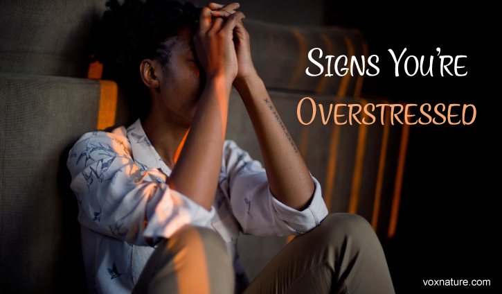 Severe Stress Could Be The Culprit If You Severe Stress Could Be The Culprit If You're Experiencing These Symptoms