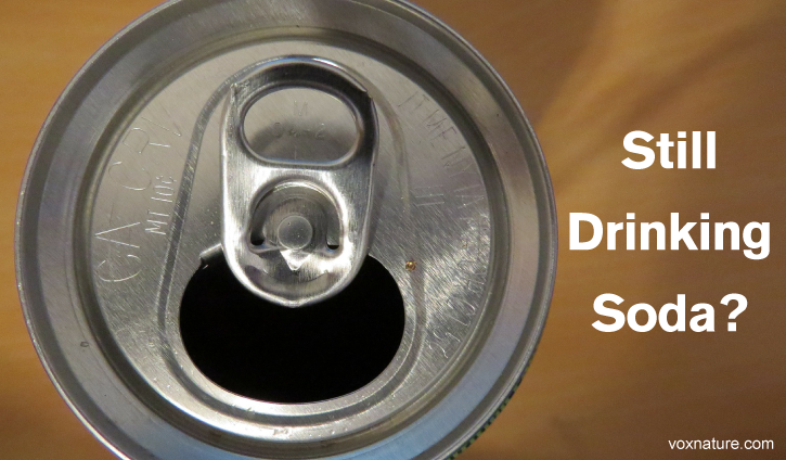 ve all been hearing for years that soda is devoid of nutrients while rich in calories Still Drinking Soda? Here's Why You SHOULD Kick It To The Curb