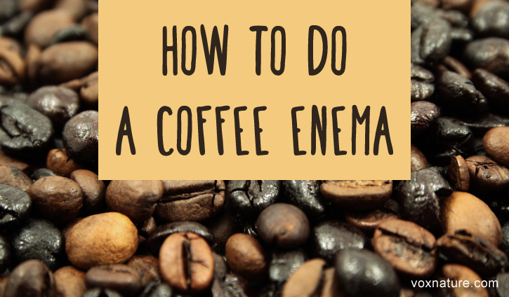 but they are very effective and can provide some amazing benefits Powerful Benefits of Coffee Enema (+ DIY Instructions)