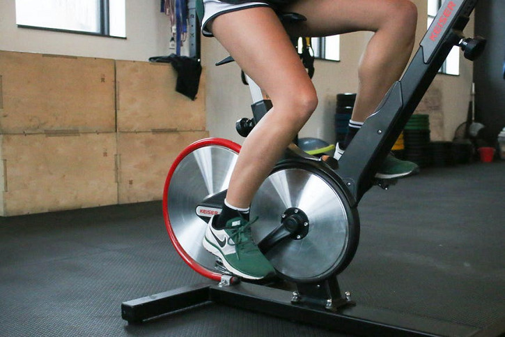 Physical Rehabilitation with Indoor Cycling