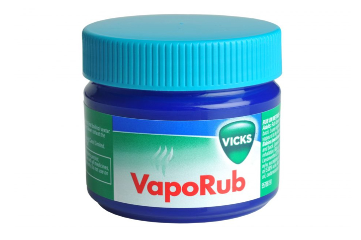 the first thoughts that come to mind are coughs Unexpected Uses for Vicks VapoRub