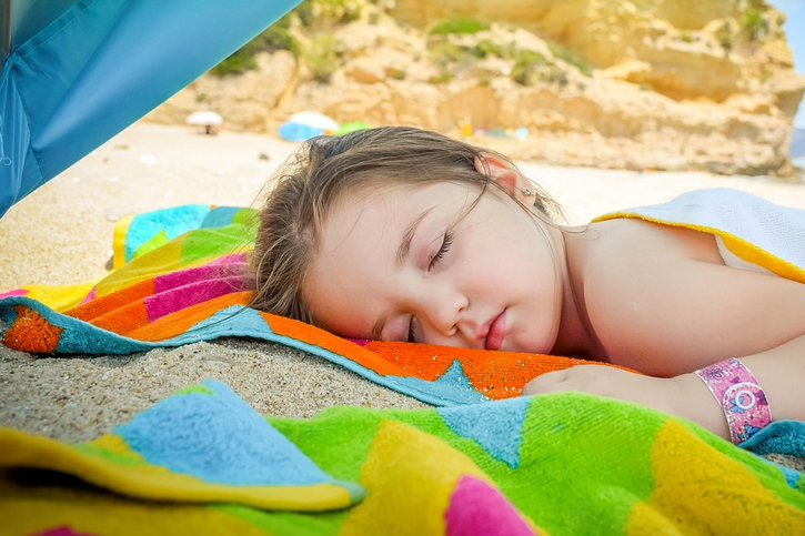 Falling asleep during summer can be somehow tricky Tips for a Better Sleep in the Summer Tips for a Better Sleep in the Summer