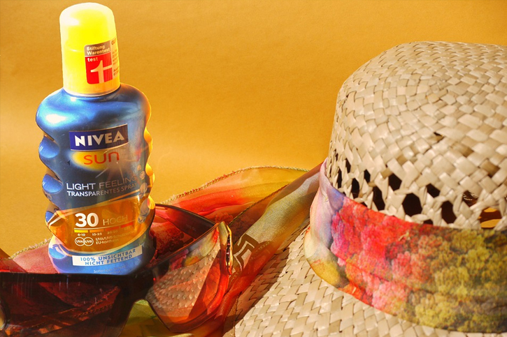 That time of the year when we enjoy sunny days by the beach What What's Wrong With High SPF in Sunscreen?